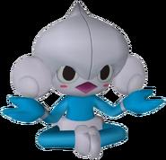 307Meditite Pokemon Colosseum