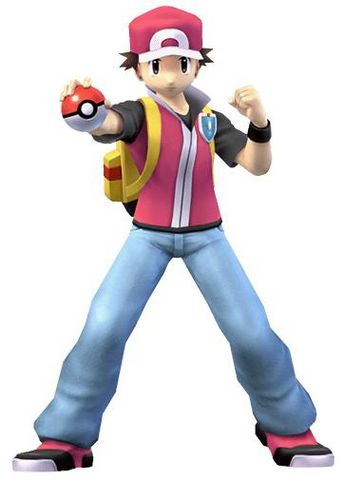 Pokémon Trainer (Male) (SSB)