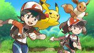 Pokemon Lets Go Trainers