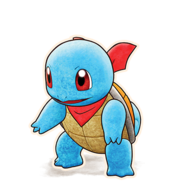 007Squirtle Pokémon Mystery Dungeon Rescue Team DX