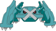 376Metagross XY anime