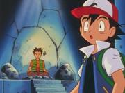 Ash meets Brock
