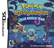 PMD Blue Rescue Team