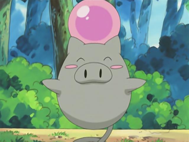 Spoink (anime)