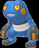 453Croagunk Pokémon HOME