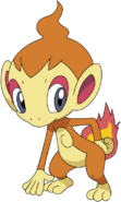390Chimchar DP anime
