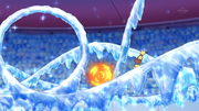 Ice Wheel Slide