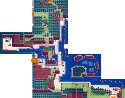 Unova Route 13