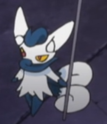 Olympica's Meowstic (female)