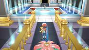 Pokémon League Champion chamber (Let's Go)