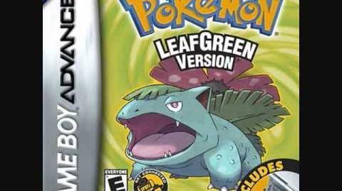Routes 1 & 2 -Pokémon- FireRed & LeafGreen-