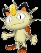 052Meowth Pokémon PokéPark