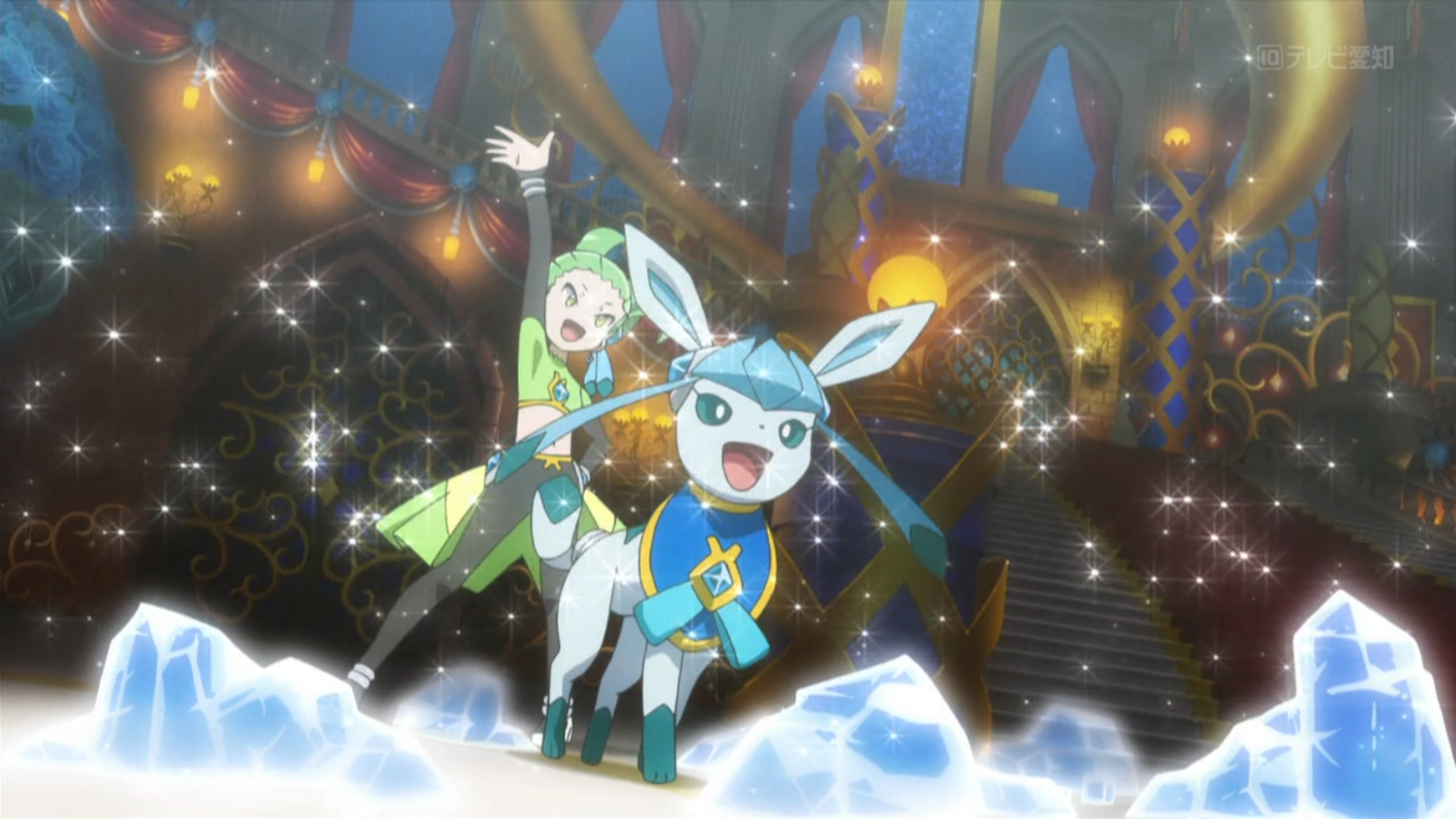 Sara Lee's Glaceon