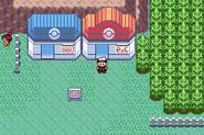 Verdanturf Town - Pokémon Center (Gen III)