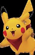 025Pikachu Pokemon Mystery Dungeon Gates to Infinity