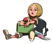 Mina Lets Go Pikachu Eevee