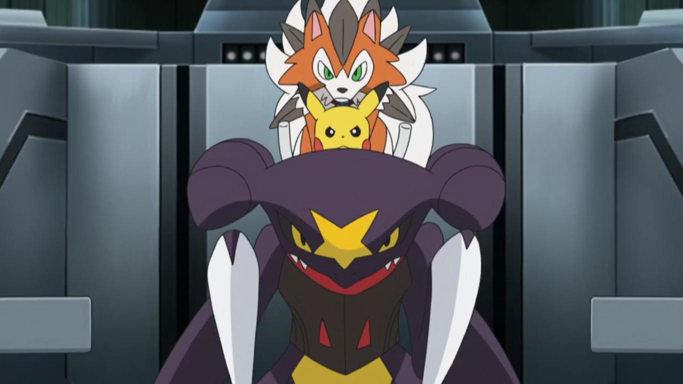 SM126: Pikachu's Exciting Adventure!