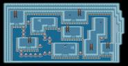 HGSS 쌍둥이섬 지하 4층