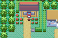 Petalburg City - Wally's House (Gen III)