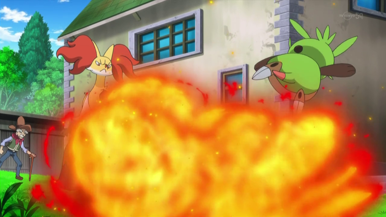 XY015: An Appetite for Battle!