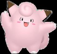 035Clefairy Pokémon HOME