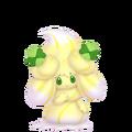 869Alcremie Lemon Cream Clover Sweet Pokémon HOME