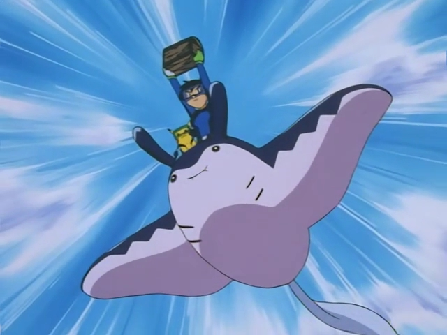 GS098: Mantine Overboard!