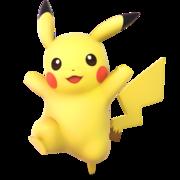 Pikachu SSBU