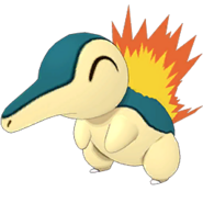 155Cyndaquil Masters