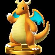 망나뇽 피규어 Wii U