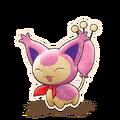 300Skitty Pokémon Mystery Dungeon Rescue Team DX