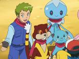 BW117: The Pokémon Harbor Patrol!