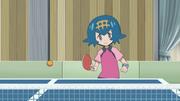 Lana ping pong uniform