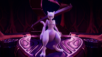 Mewtwo Strikes Back: Evolution