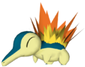 155Cyndaquil Pokémon PokéPark