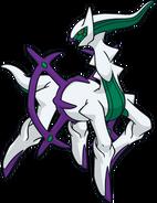 493Arceus Dragon Dream