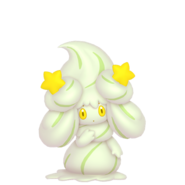 869Alcremie Matcha Cream Star Sweet Pokémon HOME