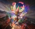Dynamax Cinderace Sword and Shield Rebel Clash