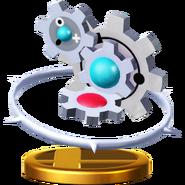기기기어르 피규어 Wii U