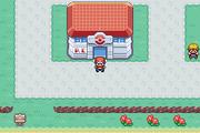 Viridian City - Pokémon Center (Gen III)