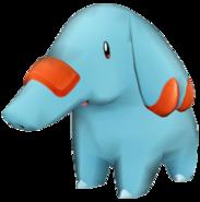 231Phanpy Pokémon PokéPark