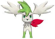 492Shaymin Sky Forme Pokémon PokéPark