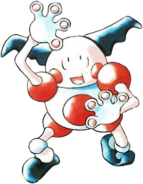 122Mr Mime RB