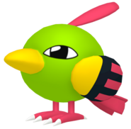 177Natu Pokémon HOME