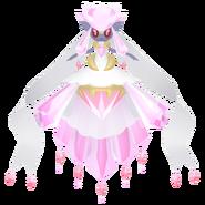 719Diancie Mega Pokémon HOME