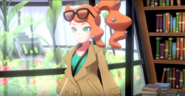 Sonia in game