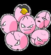 102Exeggcute OS anime
