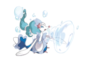 730Primarina Z-Move artwork