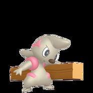 532Timburr Pokémon HOME
