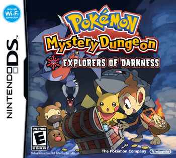 Explorers of Darkness